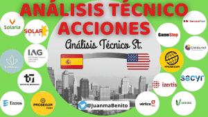 Vídeo: Análisis Técnico de Acciones Españolas y USA